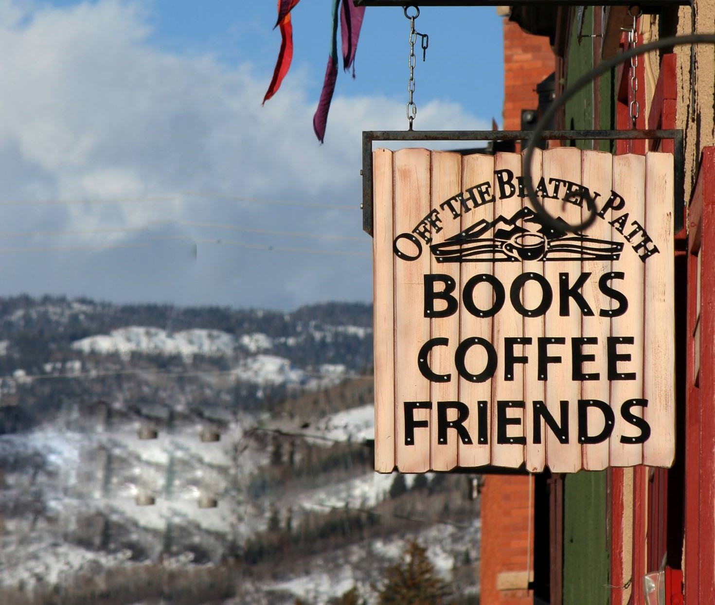 steamboat bookstore